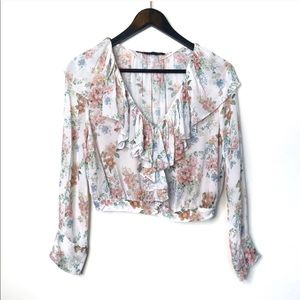 ZARA blouse Zimmerman